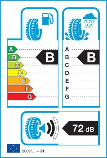 etiqueta europea de neumaticos